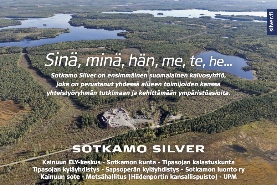 Sotkamo Silver